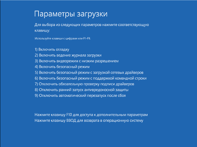 Редактирование данных конфигурации загрузки в Windows 8.1