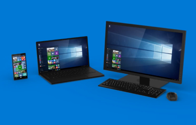 ������ � ������� ��� �������� Retail-����� � Windows 10