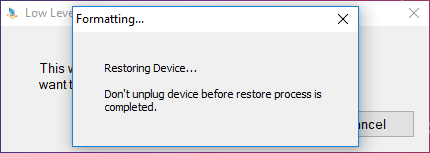Ошибка форматирования со смещением. Как исправить «Windows не удается завершить форматирование»