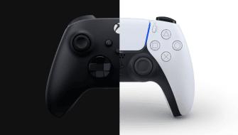 джойстики PlayStation 5 и Xbox Series X