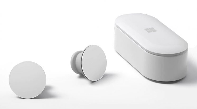 Surface Earbuds от Microsoft