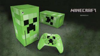 Minecraft для Xbox Series X и Series S
