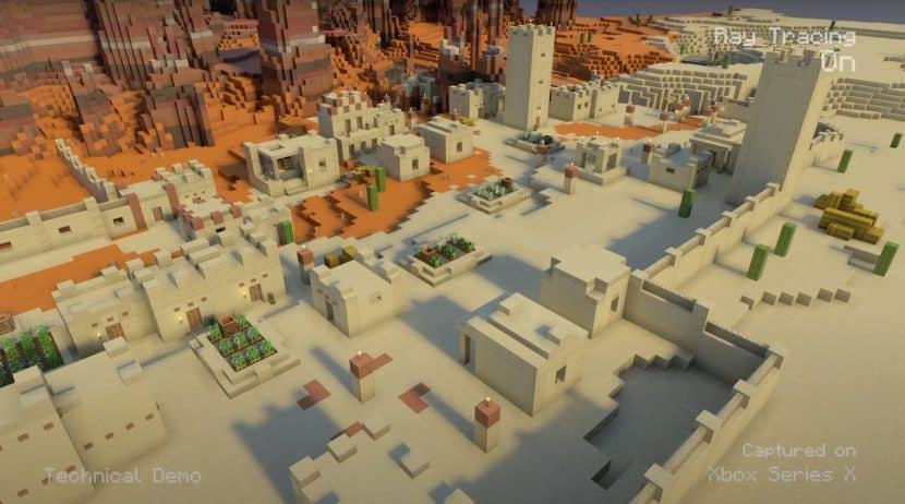 Фото Minecraft на Xbox Series X
